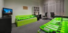 Vybavení studentských apartmánů
