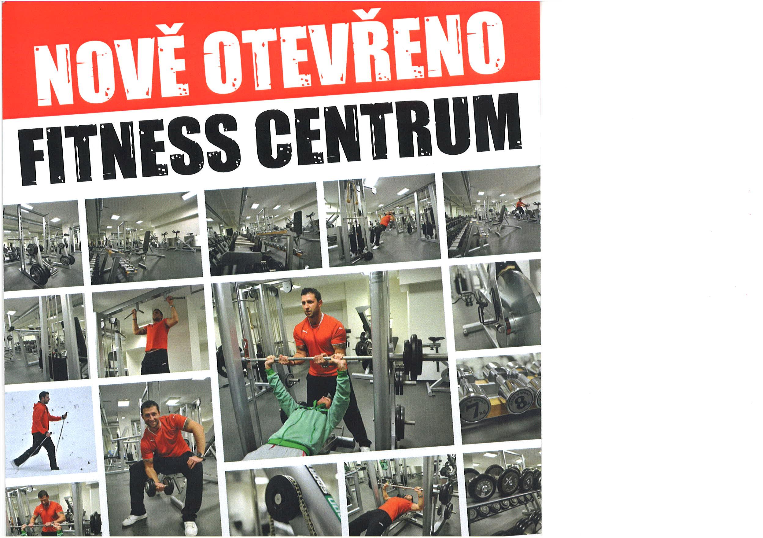 nové fitness