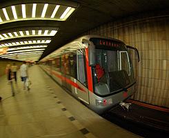 Metro Chodov